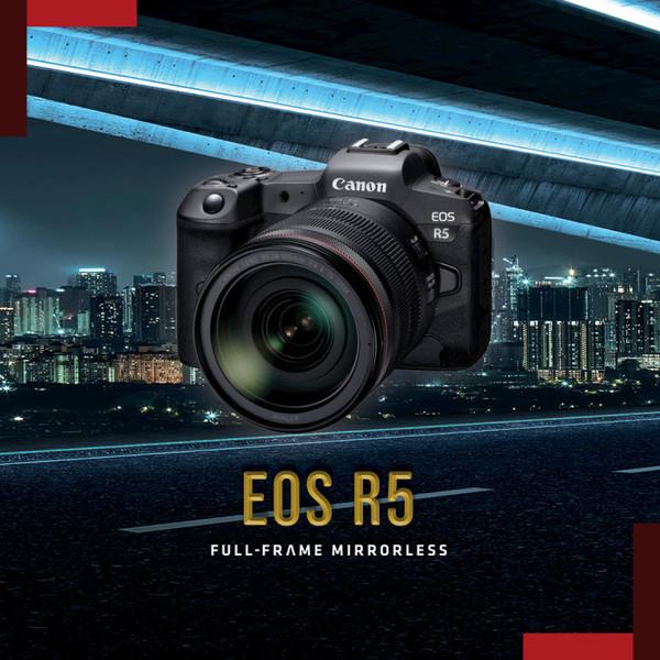 佳能EOS R5