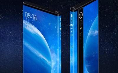 小米MIX 2020专利曝光 双屏设计加持打造真·全面屏