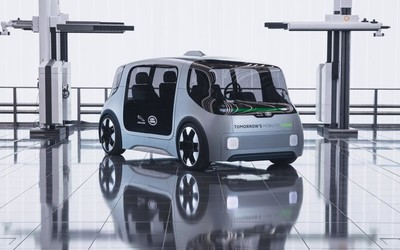 捷豹路虎推出Project Vector电动概念车 2021年上路