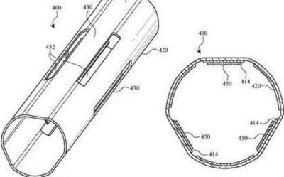 苹果公布新专利 Apple Pencil或将增加震动反馈系统