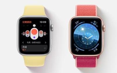 苹果发布watchOS 6.1.3 修复BUG并推送老设备更新包