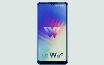 980元!LG W10 Alpha手机正式发布 面向入门级市场