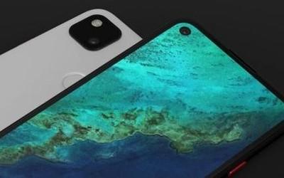 谷歌Pixel 4A全新渲染图曝光 拍照部分依旧值得期待