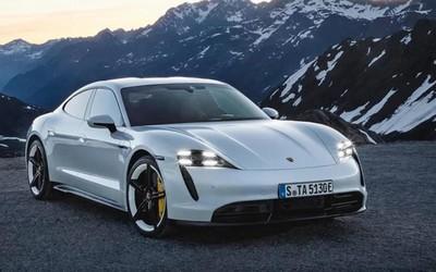 保时捷Taycan超越特斯拉Model S 创MotorTrend新纪录
