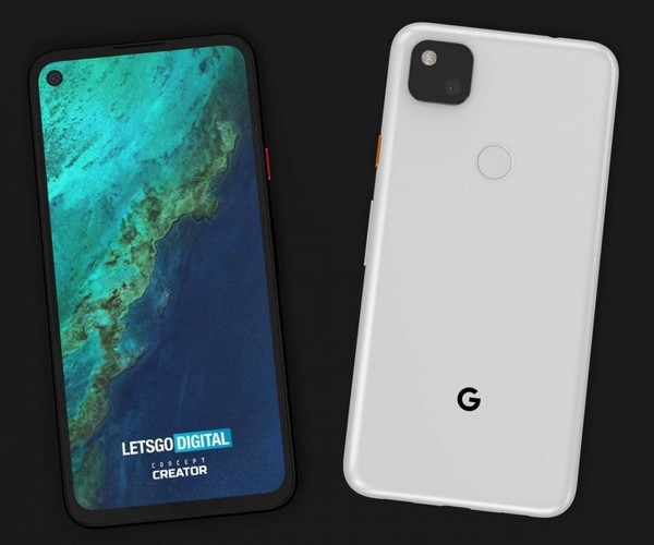 谷歌Pixel 4A