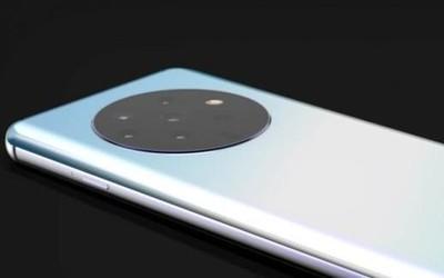 OPPO新机渲染图曝光�O西之地 后置七摄组合还有潜望镜头加持