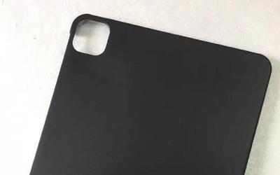 新iPad Pro保护壳疑似曝光 矩阵式多摄像头成实锤?