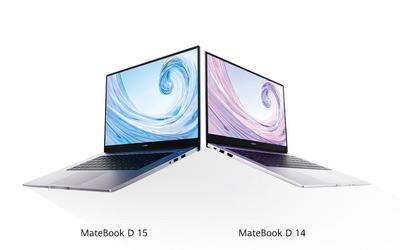 华为MateBook D系列海外发布 打造智慧PC新体验