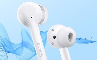 荣耀FlyPods 3真无线降噪耳机即将开售 双重主动降噪