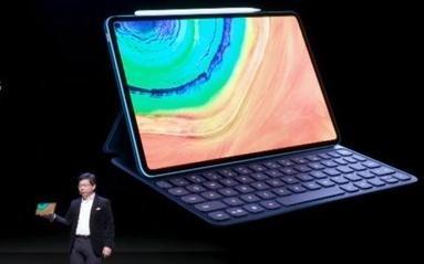 一张图看懂华为MatePad Pro 5G 不止是麒麟990 5G