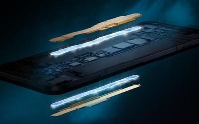 """騰訊黑鯊游戲手機3新特性 為5G打造""""三明治""""液冷系統"""