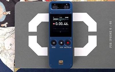 搜狗AI录音笔E1体验 高效准确 声音随时可见