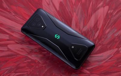 騰訊黑鯊游戲手機3/3 Pro發布:酷炫與性能一體3499起