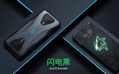 3499起!黑鯊游戲手機3上新有福利 這些手機同步優惠