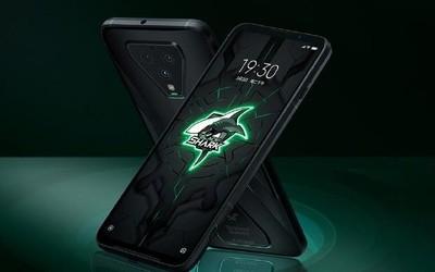 騰訊黑鯊游戲手機3預約量破500萬!3499元起6日開售