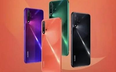 2469元起!华为nova 5 Pro中国区发货量破1000万台