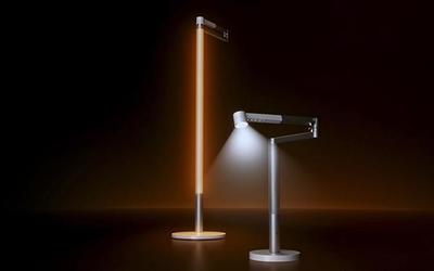 戴森Lightcycle Morph照明灯上市 高颜值造型可用60年