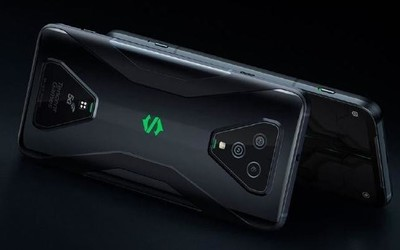 腾讯黑鲨游戏手机3正式开售 首款5G游戏手机3499起