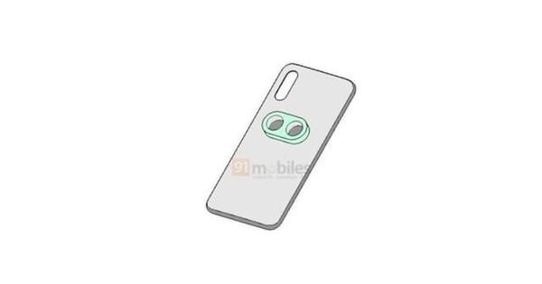 小米手机壳专利(图源91mobiles)