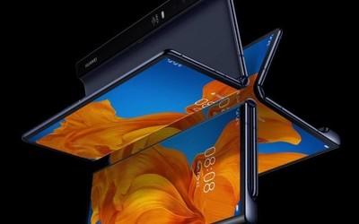 华为MateXs将在荷兰上市 3月底开售价格超2000欧元