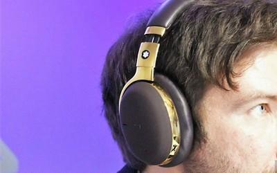 万宝龙首推智能无线耳机 搭载降噪功能 售价600美元