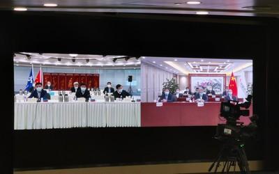 助力抗击疫情 中国电信与光大集团达成线上云签约