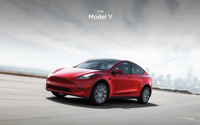 特斯拉Model Y開始交付 首批車主為美國猶他州客戶