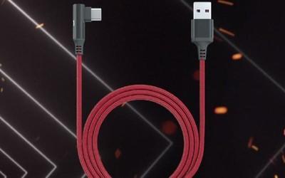 魅族Type-C游戏专用线正�锸娇�售 专为游戏设计售49元
