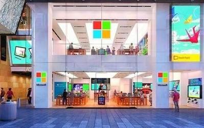 受疫情影响:微软宣布关闭全球Microsoft Store零售店