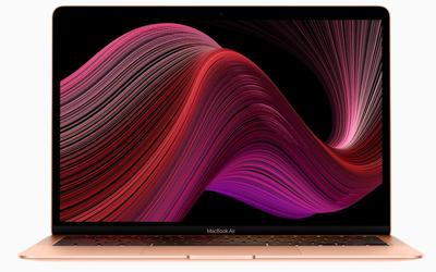 新MacBook Air上线 性能更强存储翻倍售价7999元起