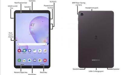 三星Galaxy Tab A(2020)真机曝光:外观似曾相识