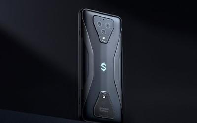 腾讯黑鲨游戏手机3再次开售 骁龙865游戏旗舰3499起
