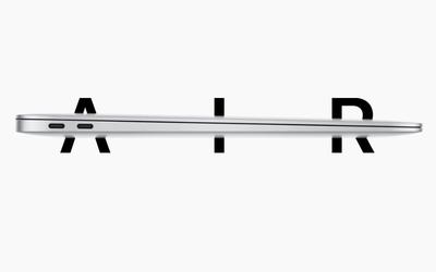 加量竟然还减价 MacBook Air 2020它不香么?