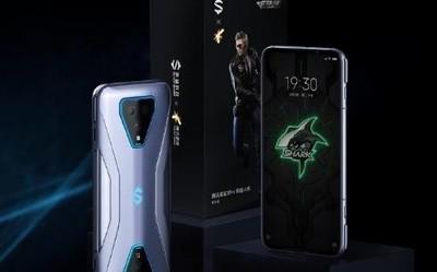 黑鲨游戏手机3 Pro明天再次开售 穿越火线版同步开售