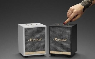 Marshall推出智能音箱Uxbridge 有三种语音服务版本