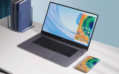 更大屏幕更强性能 华为MateBook D 15 Intel版配置升级降价
