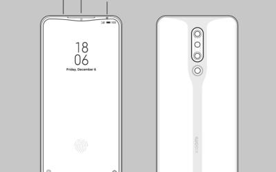 小米新款手机曝光 与魅族同样的设计?真相是这样的