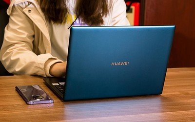 科技感的翡冷翠 华为 MateBook X Pro 2020款商务新体验