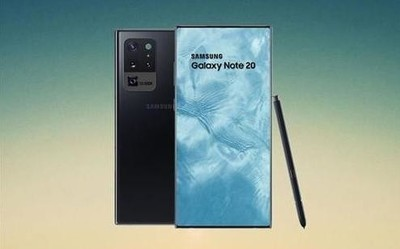 三星Note20保护壳泄露真机细节:S系列同款镜头组?