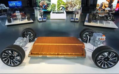 通用与本田联合开发搭载Ultium电池的本田纯电动车