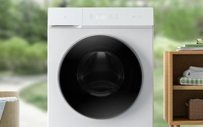 米粉节开启 重磅大家电米家互联网洗烘一体机1C上线