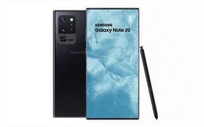 三星Note20+现身跑分网站:8GB内存你觉得够用么?