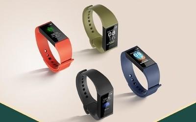 Redmi手环发布 采用一体式充电售价99元 性价比不俗