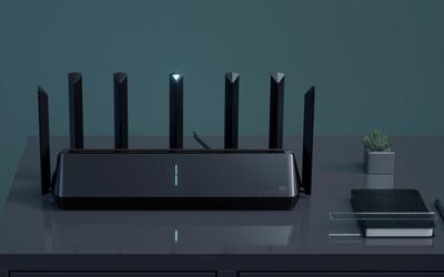 联通与小米联合推出WIFi6路由小米AIoT路由器AX3600