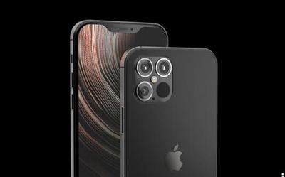 "iPhone 12或有四款型号?全系支持5G 刘海终于""剪小"""
