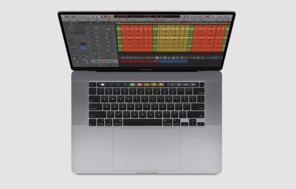 16英寸版MacBook Pro