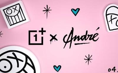 一加8系列还有新惊喜 艺术家André打造专属联名配件