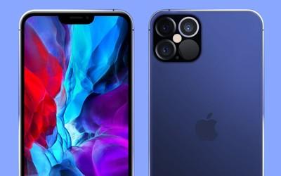 iPhone 12 Pro午夜蓝渲染图曝光 不只是刘海变小了