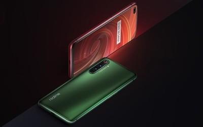5G双模手机realme真我X50 Pro只要3599元 尽管买就行