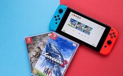 4月下旬到手 任天堂宣布Switch在日本将于本周恢复发货